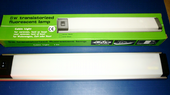 12v transistorized fluorescent light